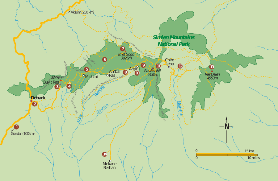 south mountain park map with Simien Mountains National Park on Shenandoah as well 13926738267 also Muju together with Simien Mountains National Park together with Fire Near Mt Mitchell North Carolina Nov 8 2009.